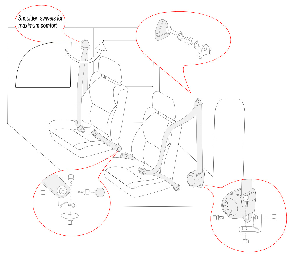 retractable seat belt parts diagram  seat  auto wiring diagram