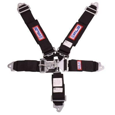 50502 18 23 RJS Latch Link Harness 44 inch rjs latch & link shoulder harness, roll bar mount, 3\