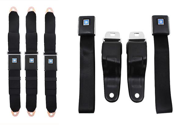 Camaro Seat Belts: Replacement Seat Belts