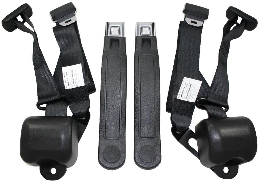 how to fix seat belt retractor mustang