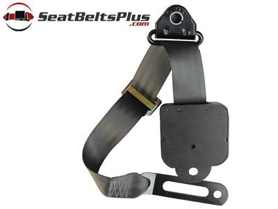 1978 87 El Camino 3 Point Retractable Seat Belts Set