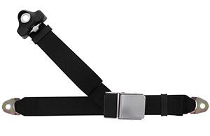 3 Point Lap & Shoulder Seat Belts: Replacement Seat Belts