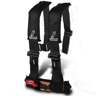 4-Point Race Harness: Off-Road Race Harnesses
