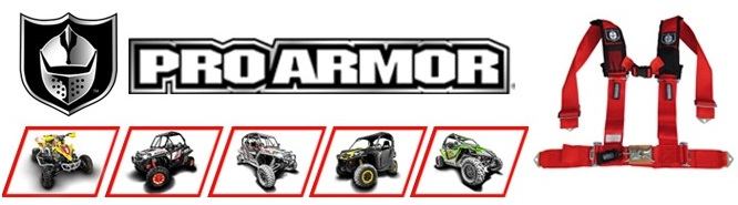 Pro Armor Harnesses: Off-Road Race Harnesses