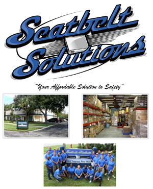 Our Belts by Seatbelt Solutions