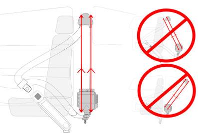 3 Point Retractable Seat Belt End Release Button 18 Quot Cable