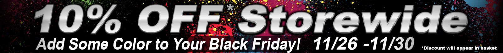 Black Friday Sale 2015